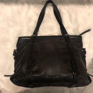 BCBG Max Azria leather purse